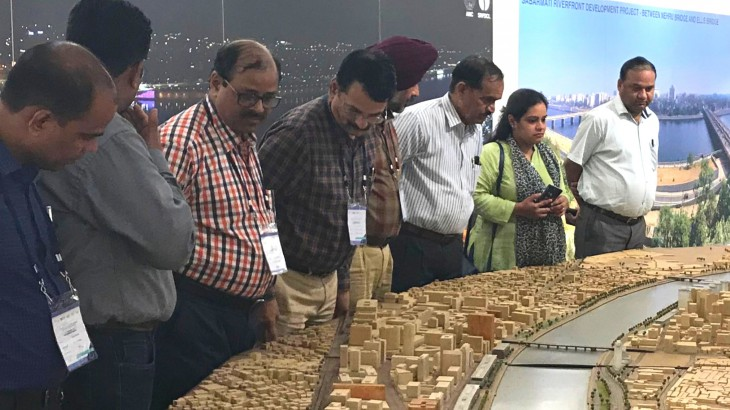 Completion of Accelerated Training Program for urban planners
