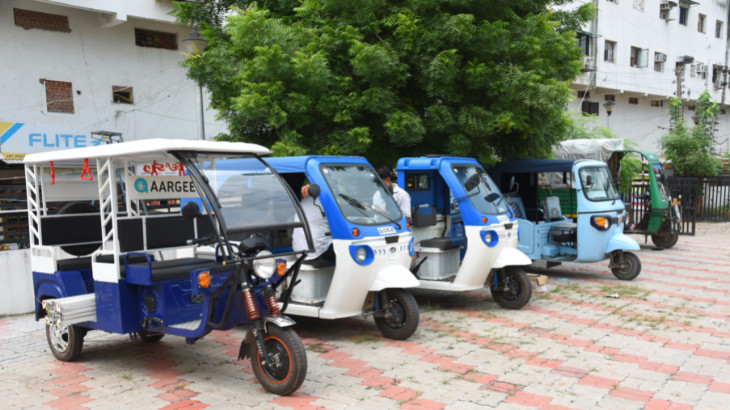 CoE-UT, CRDF working on a Strategy Action Plan for electrification of autorickshaws in Mahesana