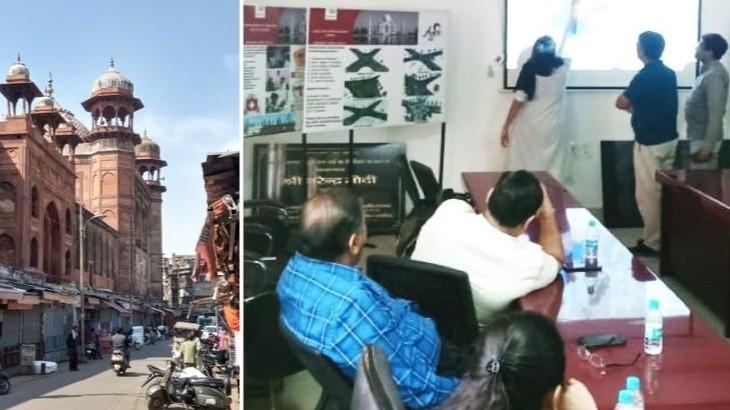 Stakeholder meetings around urban heritage in Agra