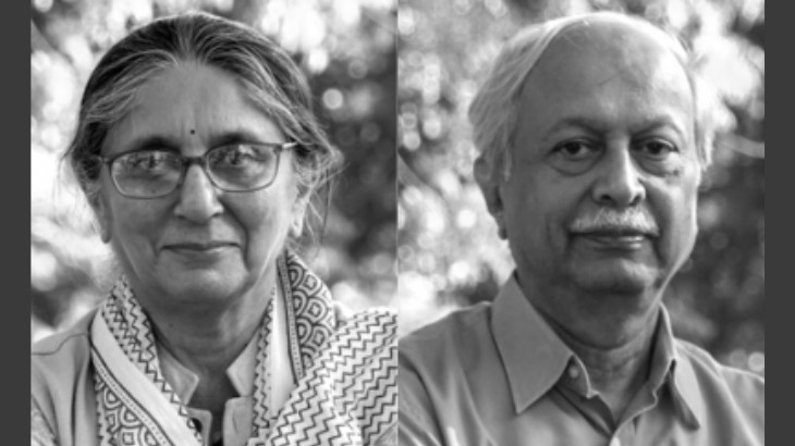 Dr. Meera Mehta and Dr. Dinesh Mehta discussed sanitation, 15th Finance Commission