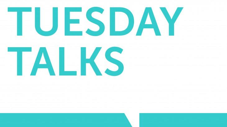 Tuesday Talks - Live on Instagram