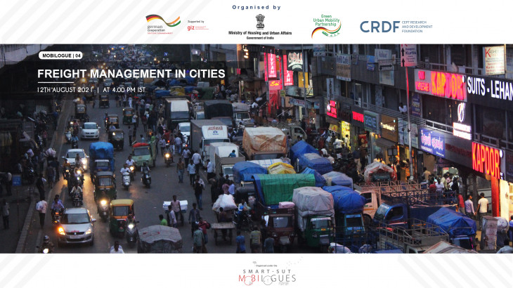 Mobilogues: Topic 4 - Freight Management in Cities