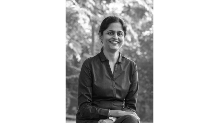 Shalini Sinha serves as a jury member for the EnteKochi Competition