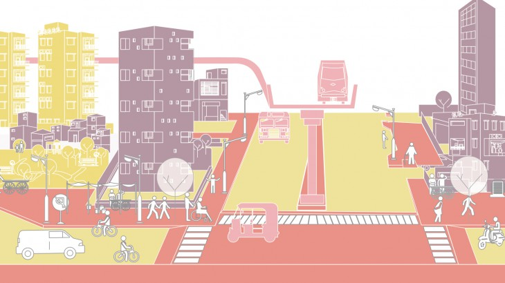 LAP for Transit: Illustrated Handbook for Indian Cities