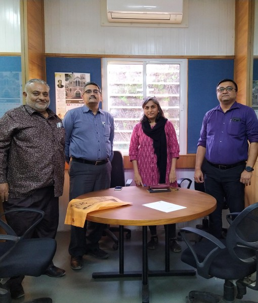 Conservation Site School: an initiative by Center for Heritage Conservation
