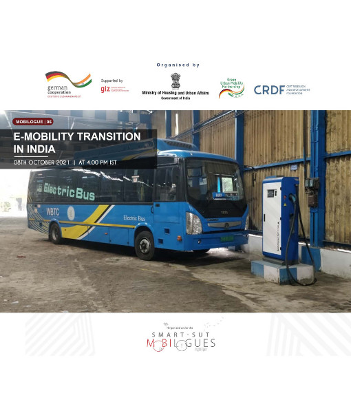 Mobilogues: Topic 6 - E-Mobility Transition in India