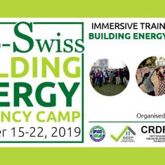 Indo-Swiss Building Energy Efficiency Camp (BEEP Camp)