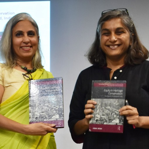 Launch of Book by Jigna Desai