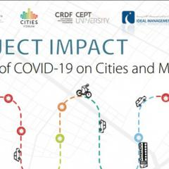 Impact of COVID-19 on Mobility