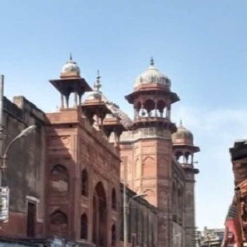 Stakeholder meetings around urban heritage in Agra