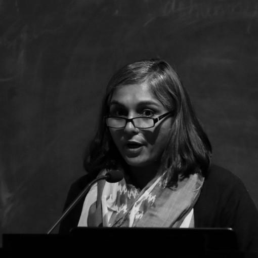 Keynote by Jigna Desai at ICOMOS symposium