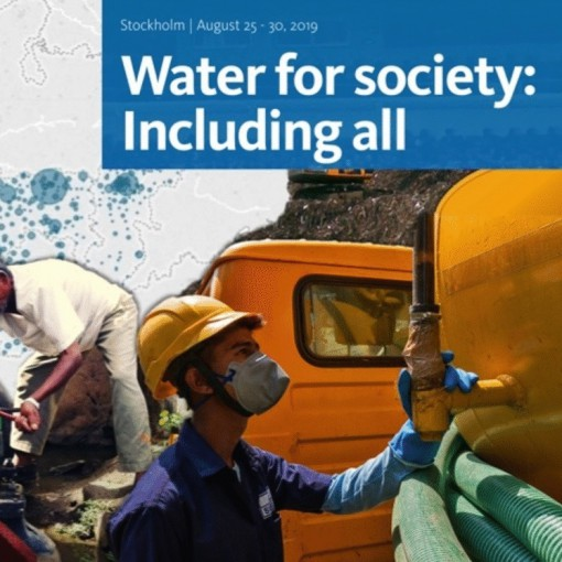 CWAS at Stockholm World Water Week 2019
