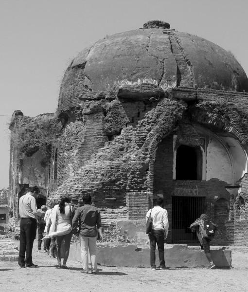 Risk Assessment of Cultural Heritage