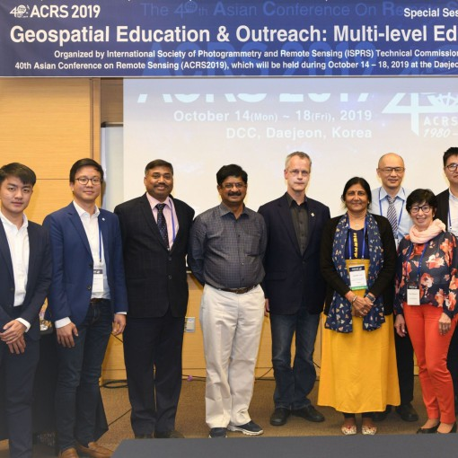 CAG hosts special session at Asian Remote Sensing Conference