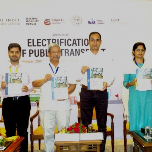 Workshop on electrification of public transport