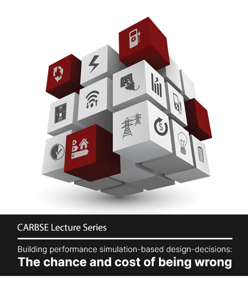 Building performance simulation-based design-decisions: The chance and cost of being wrong