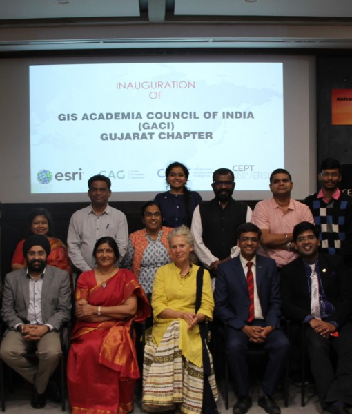 Inauguration of GACI Gujarat Chapter at CEPT University, Ahmedabad