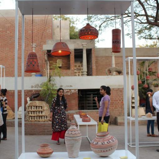 Ekatra, an exhibition by DICRC