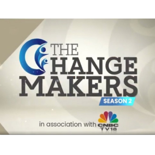 Dr. Meera Mehta featured by CNBC-TV18 on The Changemakers