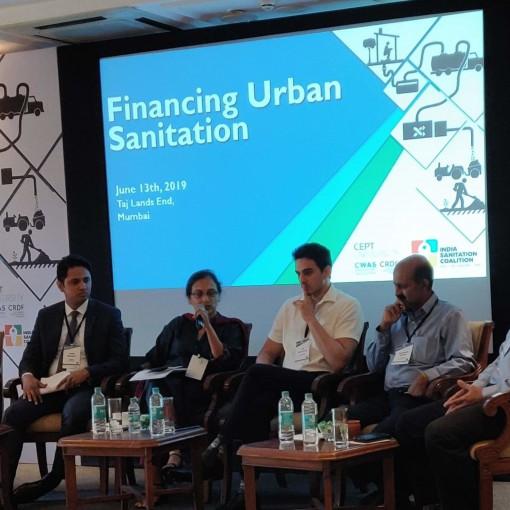Workshop on financing urban sanitation