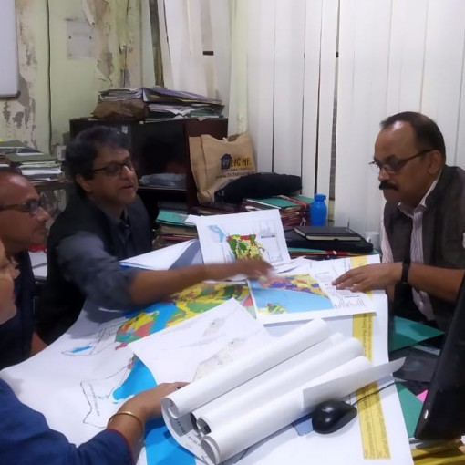 Anchor Institute for implementing Pilot on Formulation of Local area Plan (LAP) and Town Planning Scheme (TPS)