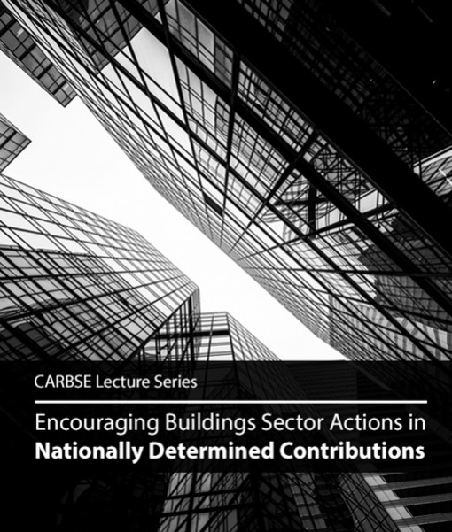 Encouraging Buildings Sector Actions in Nationally Determined Contributions