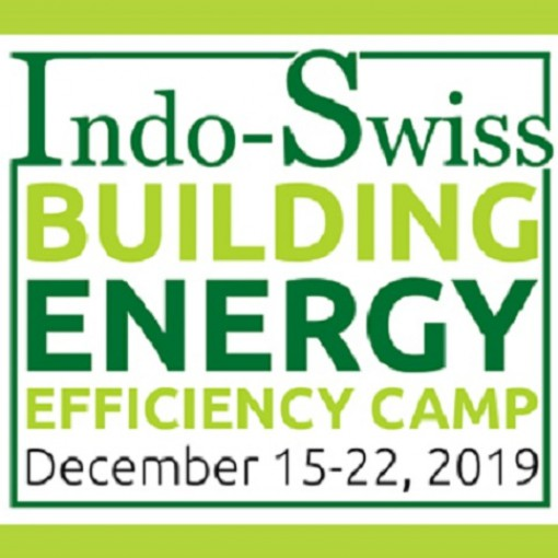 Indo-Swiss Building Energy Efficiency Camp (BEEP Camp)