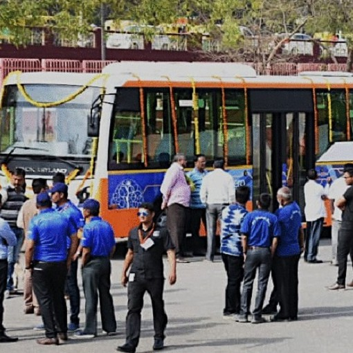 Aiding transition to electric buses in Ahmedabad