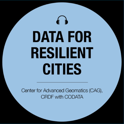 Center for Applied Geomatics and CODATA conclude podcast series