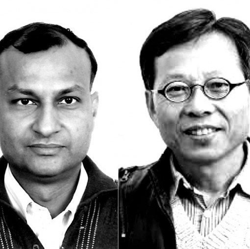 Lectures by Dr. Hung Wing Tat and Mr. Lohia on integrated urban transport systems