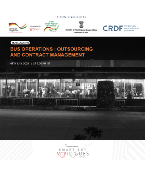 Mobilogues: Topic 2 - Bus Operations: Outsourcing and Contract Management