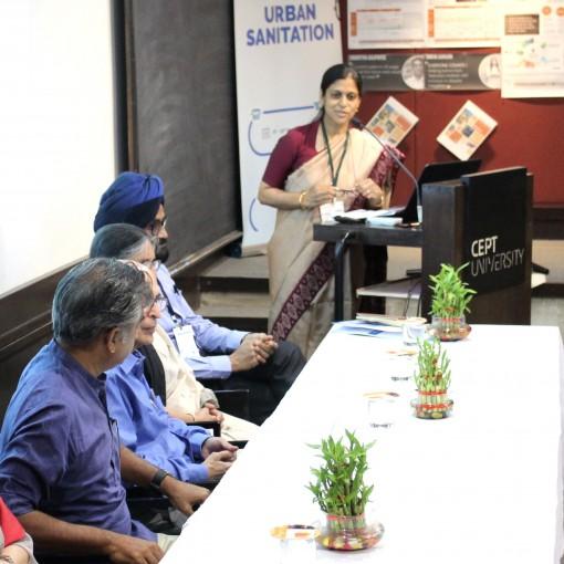 National Academia Conclave on Urban Sanitation