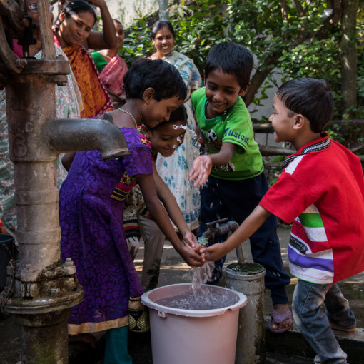 Lecture series on Sanitation Financing for IHE Delft