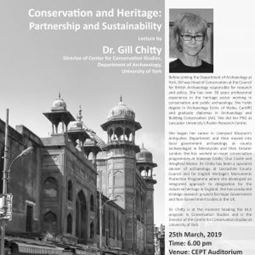CHC Inaugural Lecture: by Dr. Gill Chitty
