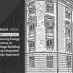 Achieving Energy Efficiency in Heritage Building Using Integrated Design Approach