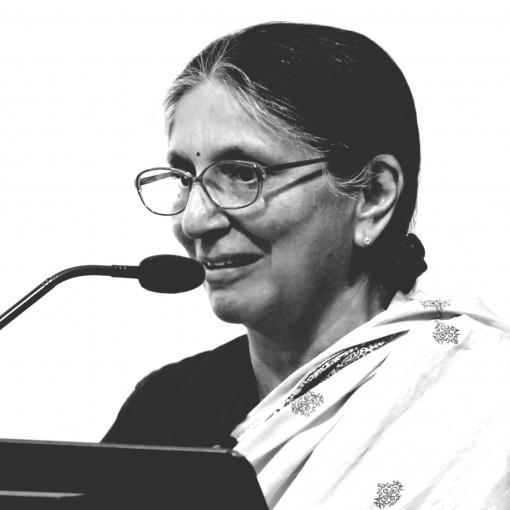 Dr. Meera Mehta speaks at WASH Symposium