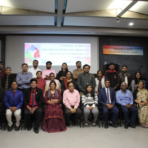 National symposium on industry-academia collaboration for geospatial technologies - 2019