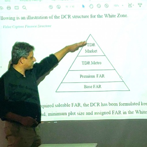 CULREP facilitates Bhopal planners' visit to Ahmedabad