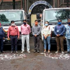 Kolhapur implements scheduled desludging with CWAS support