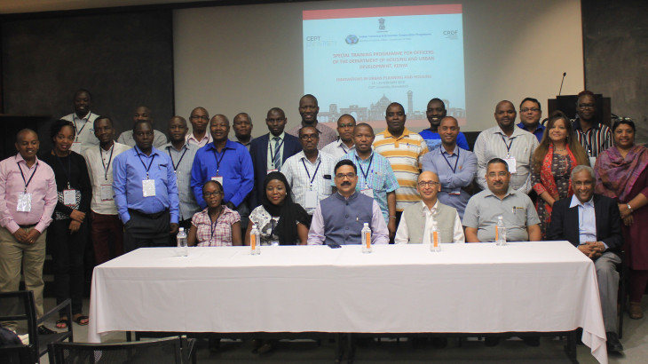 Special Training Program for Kenya Officers from Department of Housing and Urban Development