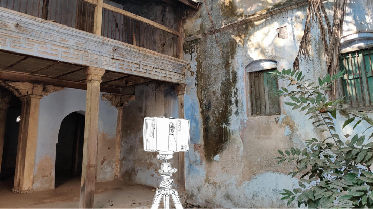 Use of 3D LiDAR Scanning Technology for Documentation of Historic Buildings