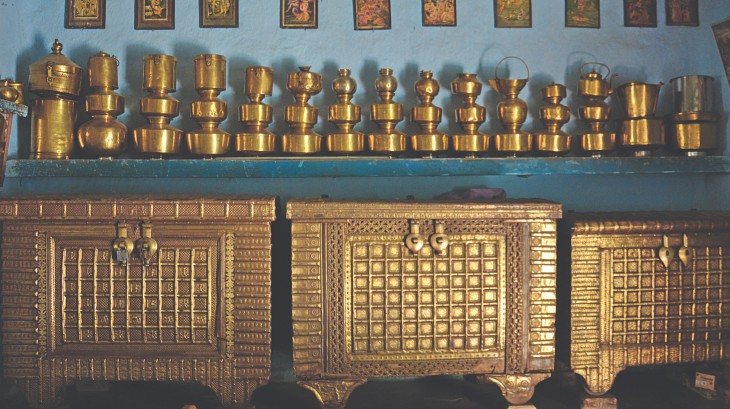 Vernacular Furniture of North-West India